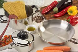 Αγορά Ανοξείδωτα σκεύη μαγειρικής