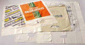 Αγορά Πλαστικες σακουλες και χαρτινες σακουλες
