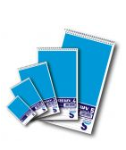 Αγορά Μπλοκάκια σημειώσεων Skag σε 5 μεγέθη, με 60 γραμ. χαρτί ριγέ