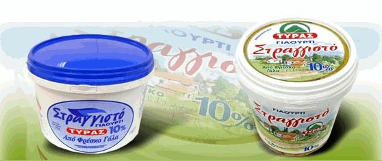 Αγορά Παραδοσιακό στραγγιστό γιαούρτι από φρέσκο παστεριωμένο αγελαδινό γάλα