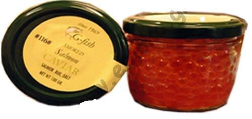 Αγορά Χαβιάρι σολομού καπνιστό G-FISH 100 gr