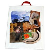 Αγορά Σακουλες διαφημιστικες με ευκαμπτη λαβη loop