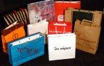 Αγορά Χάρτινες τσάντες για επαγγελματίες και ιδιώτες.