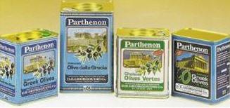 Αγορά Parthenon Olives Packed in Tins