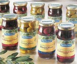 Αγορά Parthenon Olives Packed in Jars and Trays