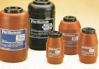 Αγορά Parthenon Olives Packed in Plastic Kegs and Barrels