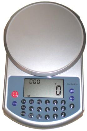 Αγορά Ηλεκτρονική ζυγαριά ακριβείας με υπολογισμό θρεπτικών συστατικών