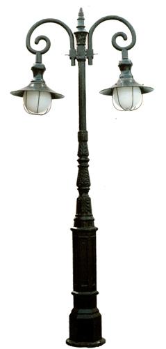 Αγορά Φωτιστικές κολώνες Φανοστάτης Φ10