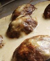 Αγορά Μπιφτεκάκια με κρούστα γιαουρτιού