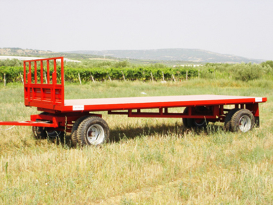 Αγορά Πλατφόρμα για μεταφορά χόρτου και παλετών
