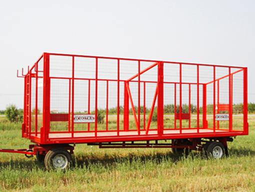 Αγορά Πλατφόρμα για την μεταφορά βαμβακιού.
