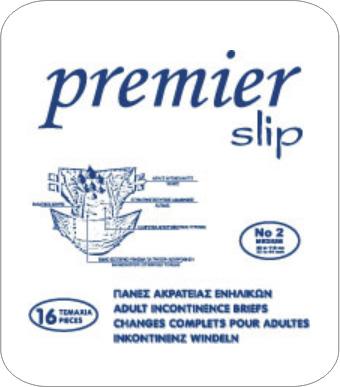 Αγορά Πάνες ακράτειας - Premier slip ΑΤΥΠΩΤΗ