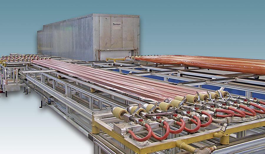 Αγορά Μηχανή υψηλής παραγωγικότητας για προφίλ αλουμινίου Sublibag 3x10
