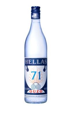Αγορά Ouzo Hellas 71