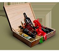 Αγορά Κρασιά σε συσκευασιες δωρου