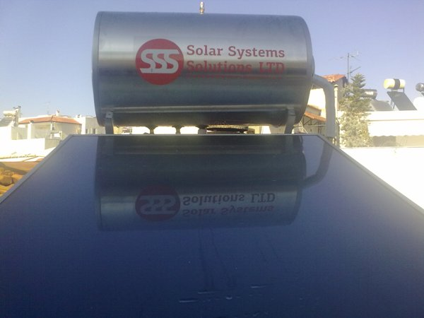 Αγορά Ηλιακος Θερμοσιφωνας Glass 120lt- Οικονομικη Εκδοση