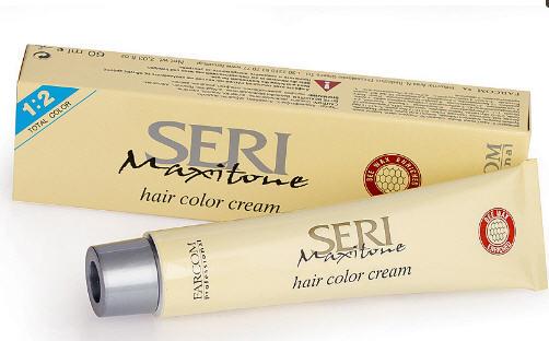 Αγορά Permanent hair colour cream Seri