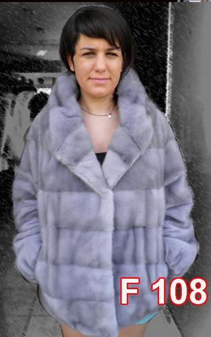 Αγορά Mink jacket with hood