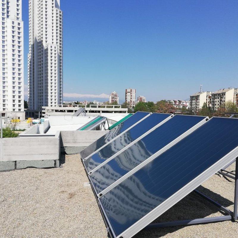 Αγορά THERMOSIFONIC SOLAR SYSTEM FOR HOT WATER BY THE SUN