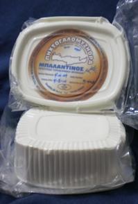 Αγορά Φρέσκο μαλακό τυρί Πηχτόγαλο Χανίων