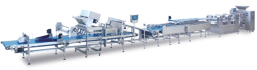 Αγορά Μηχανή παραγωγής χωριάτικου φύλλου πίτας, τυλιχτού & μπουγάτσας