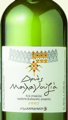 Αγορά Κρασί «Μαλαγουζιά» με αρώματα λευκόσαρκου ροδάκινου, πεπονιού