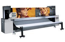Αγορά Ψηφιακός εκτυπωτής solvent (διαλύτη) για εφαρμογές εξωτερικού χώρου