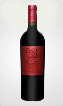 Αγορά Ερυθρός οίνος «Κτήμα Θεόπετρα» 2007 με αρωματα κοκκινων βατομουρων, δαμασκηνων