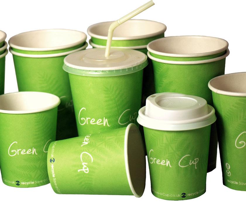 Αγορά Paper Cup Green