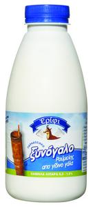 Αγορά Ξυνόγαλο γίδινο 1lt από 100% γίδινο γάλα