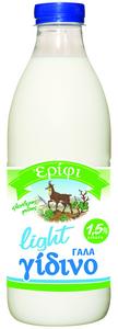 Αγορά Γάλα γίδινο Light 1l υψηλής παστερίωσης