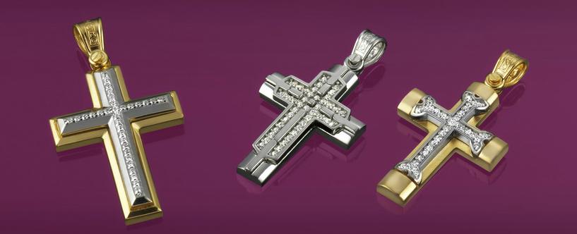 Αγορά Χρυσοί σταυροί