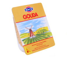 Αγορά Ημίσκληρο κίτρινο τυρί GOUDA