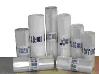 Αγορά Διαφανείς σακούλες LDPE σε ρολό