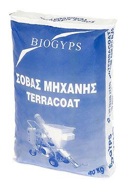 Αγορά Έτοιμος Σοβάς Εσωτερικών Χώρων TerraCoat