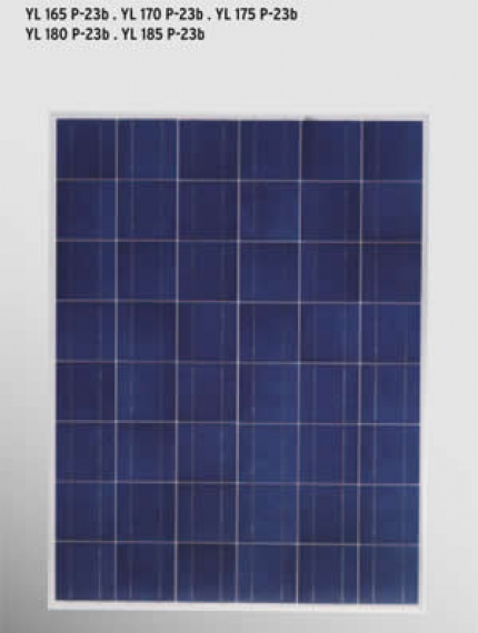 Αγορά Φωτοβολταικα Πάνελ, Yingli Solar