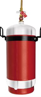 Αγορά Πυροσβεστήρας τοπικής εφαρμογής ανοξείδωτος