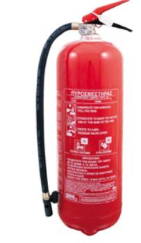 Αγορά Πυροσβεστήρας φορητός 9 Lt Αφρού