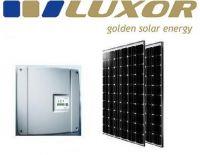 Αγορά Φωτοβολταϊκά Συστήματα Luxor