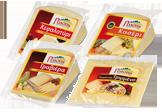 Ελληνικό παραδοσιακό κίτρινο ημίσκληρο τυρί (Π.Ο.Π.)