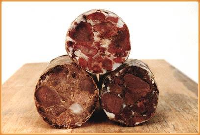 Καβουρμάς από βρασμένα κομμάτια κρέατος