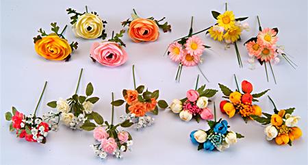 Αγορά Υφασμάτινα άνθη