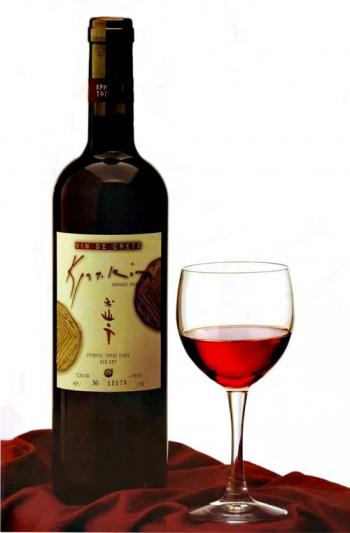 Αγορά Κρητικός τοπικός οίνος