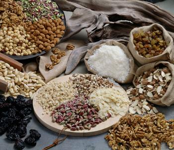 Αγορά Ξηροί Καρποί Ζαχαροπλαστικής