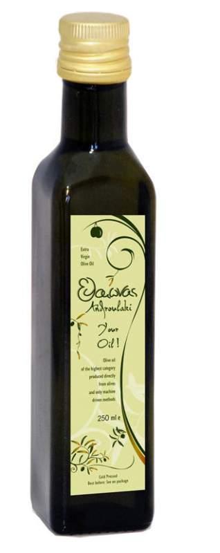 Αγορά Extra Virgin Olive Oil Eleonas Androulakis