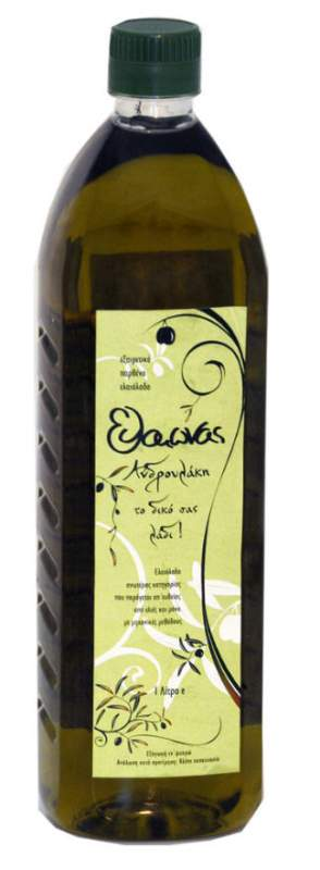 Αγορά Extra Virgin Olive Oil Plastic container of 1lt