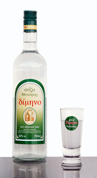 Αγορά Ouzo Dimino 100% Distillation