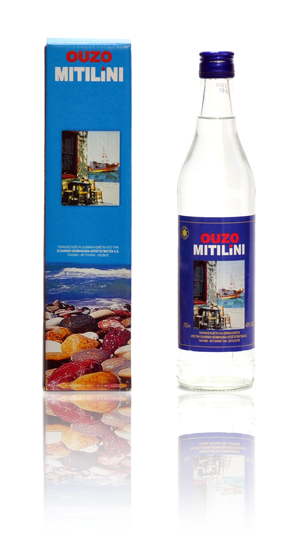 Αγορά Ouzo Mitilini soft