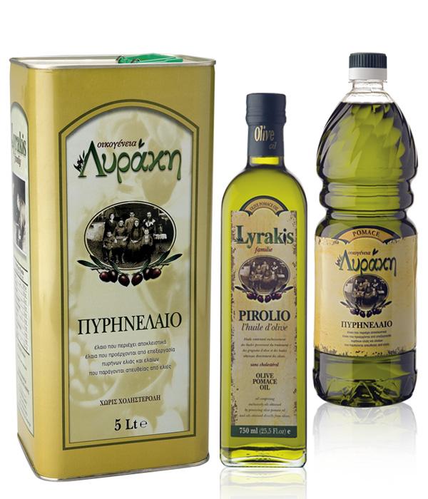 Αγορά Πυρηνέλαιο καλλης ποιότητα από ελληνικό παραγωγό