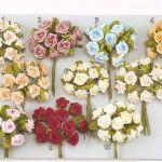 Αγορά Λουλούδι χάρτινο, Λουλουδάκια κρυσταλάκια